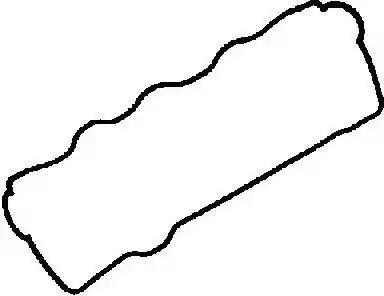 71-52592-00 - Gasket, cylinder head cover