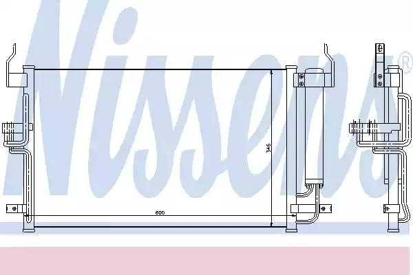 94448 - Condenser, air conditioning