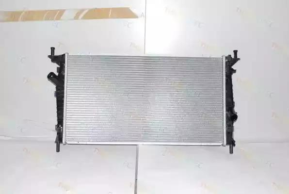 D7G002TT - Radiator, engine cooling