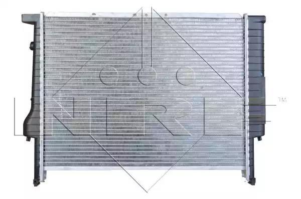 58117 - Radiator, engine cooling