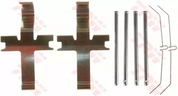 PFK589 - Lisakomplekt, ketaspiduriklotsid