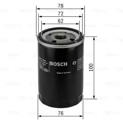 0 451 103 232 - Oil filter