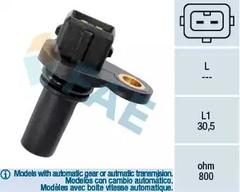 RPM Sensor, automatic transmission