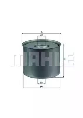 KX 23 - Kütusefilter