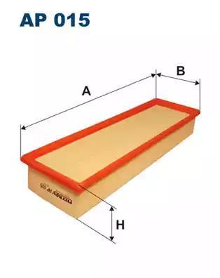 AP015 - Air filter