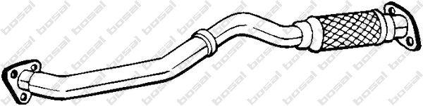 878-173 - Exhaust pipe