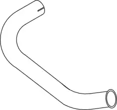 52689 - Exhaust pipe