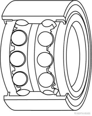 J4700318 - Wheel Bearing Kit