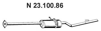 23.100.86 - End Silencer