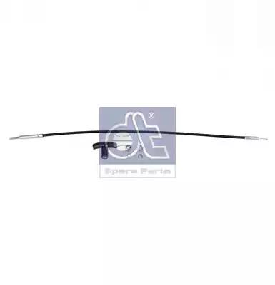 3.80720 - Cable, stowage box flap opener