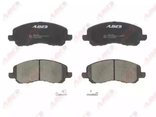C15044ABE - Brake Pad Set, disc brake