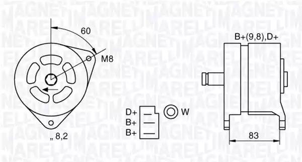 063324264010 - Generaator