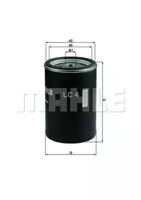 LC 4 - Air filter