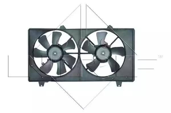 47426 - Ventilaator, mootorijahutus