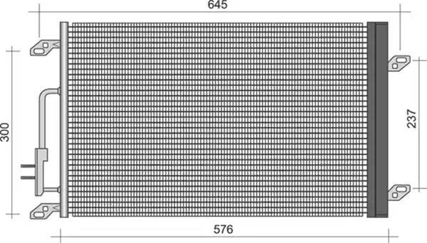 350203269000 - Kondensaator, kliimaseade