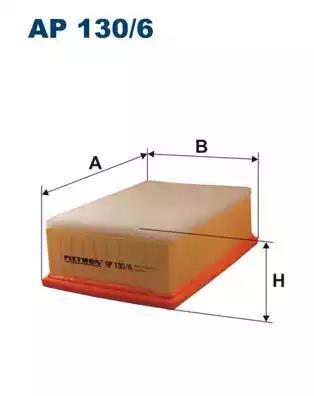 AP130/6 - Air filter