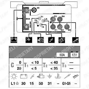 HDC117 - Juhtseade, hõõgeaeg