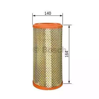 1 457 433 227 - Air filter