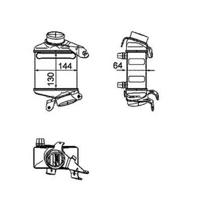 30795 - Kompressoriõhu radiaator