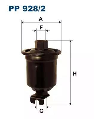 PP928/2 - Kütusefilter