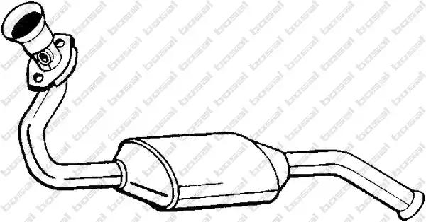 099-672 - Katalüsaator
