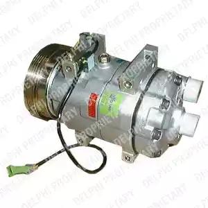 TSP0155062 - Kompressor, kliimaseade