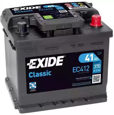 EC412 - Starter Battery