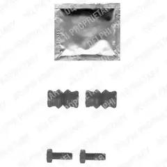 Accessory Kit, brake caliper