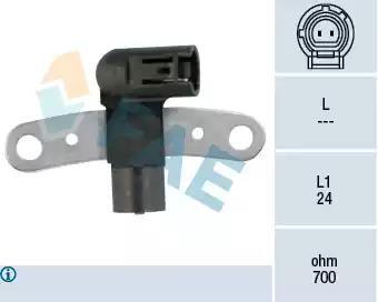 79031 - Pööreteandur, mootorijuhtimine