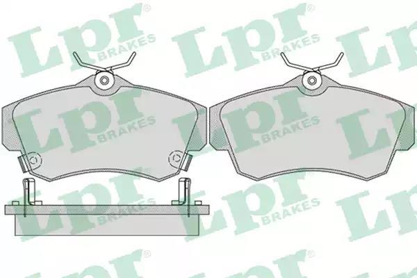 05P1061 - Brake Pad Set, disc brake