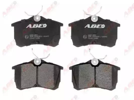 C24011ABE - Brake Pad Set, disc brake