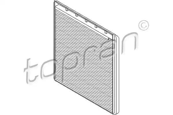 700 259 - Filter, interior air
