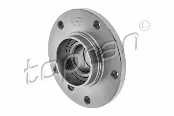 501 165 - Wheel hub