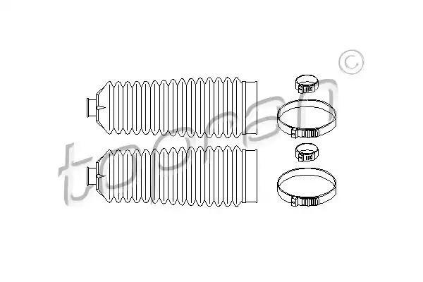 207 523 - Bellow Set, steering