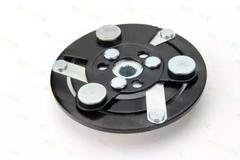 Driven Plate, magnetic clutch compressor