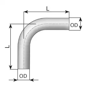 91120 - Exhaust Pipe, universal