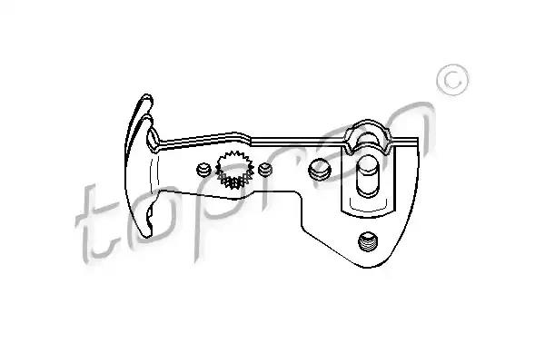 111 567 - Repair Kit, gear lever