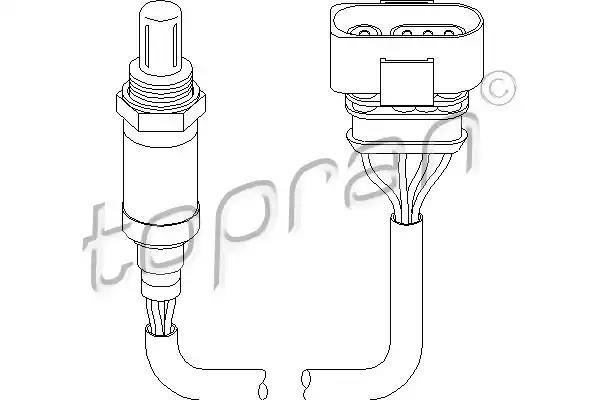 111 606 - Lambda Sensor