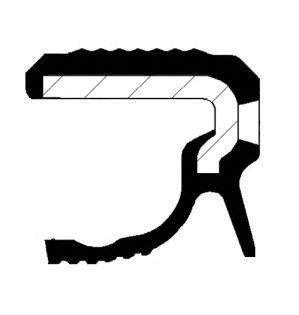 19036599 - Shaft Seal, crankshaft