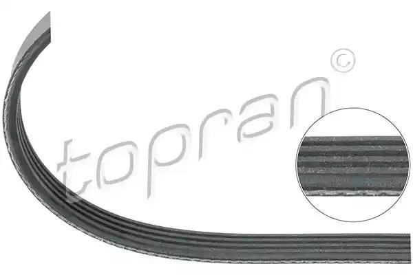 205 749 - V-Ribbed Belt