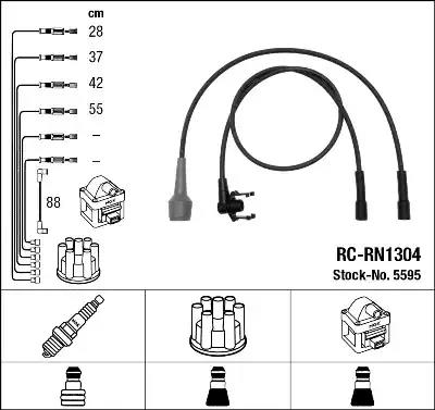 5595 - Ignition Cable Kit