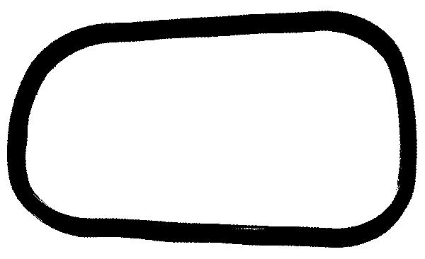 514820 - Gasket, wet sump