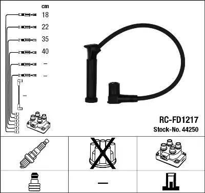 44250 - Ignition Cable Kit
