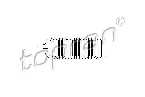 304 051 - Bellow, steering
