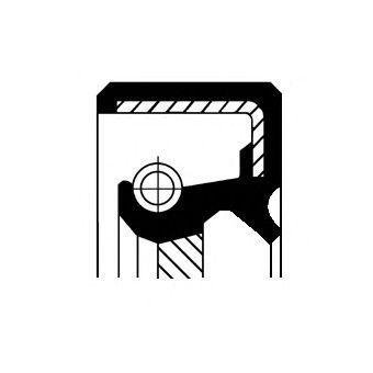 20018246 - Shaft Seal, crankshaft
