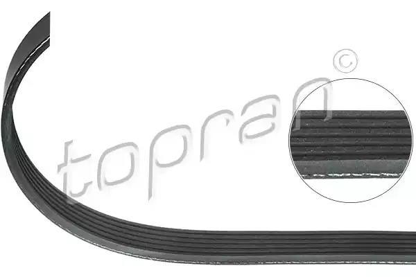 109 885 - V-Ribbed Belt