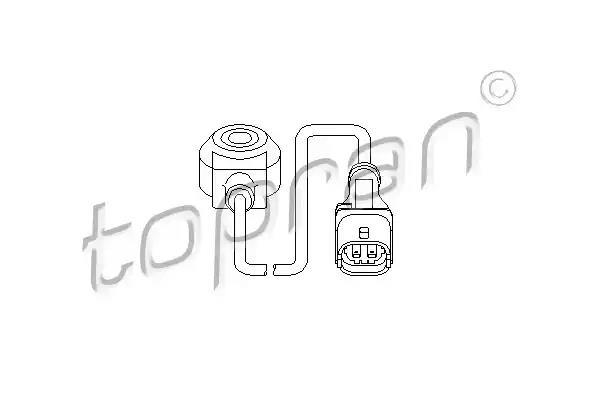 207 829 - Knock Sensor