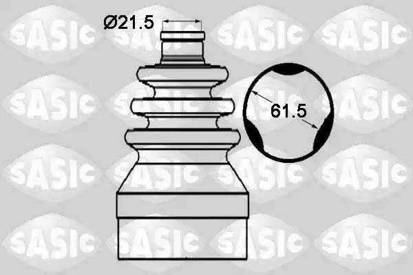1904015 - Kaitsekummikomplekt, veovõll