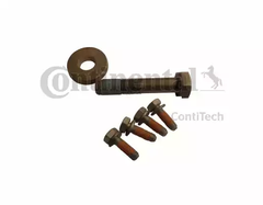 Bolt Set, crankshaft pulley