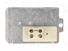 Resistor, interior blower